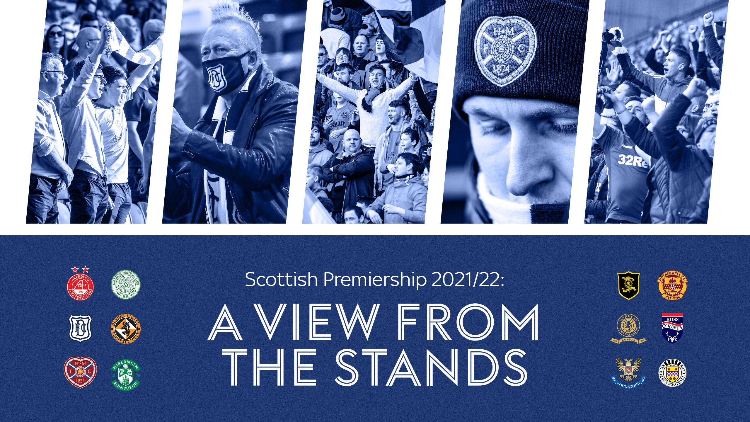 Scottish Premiership 2021 22 View From The Stands Football News Sky Sports