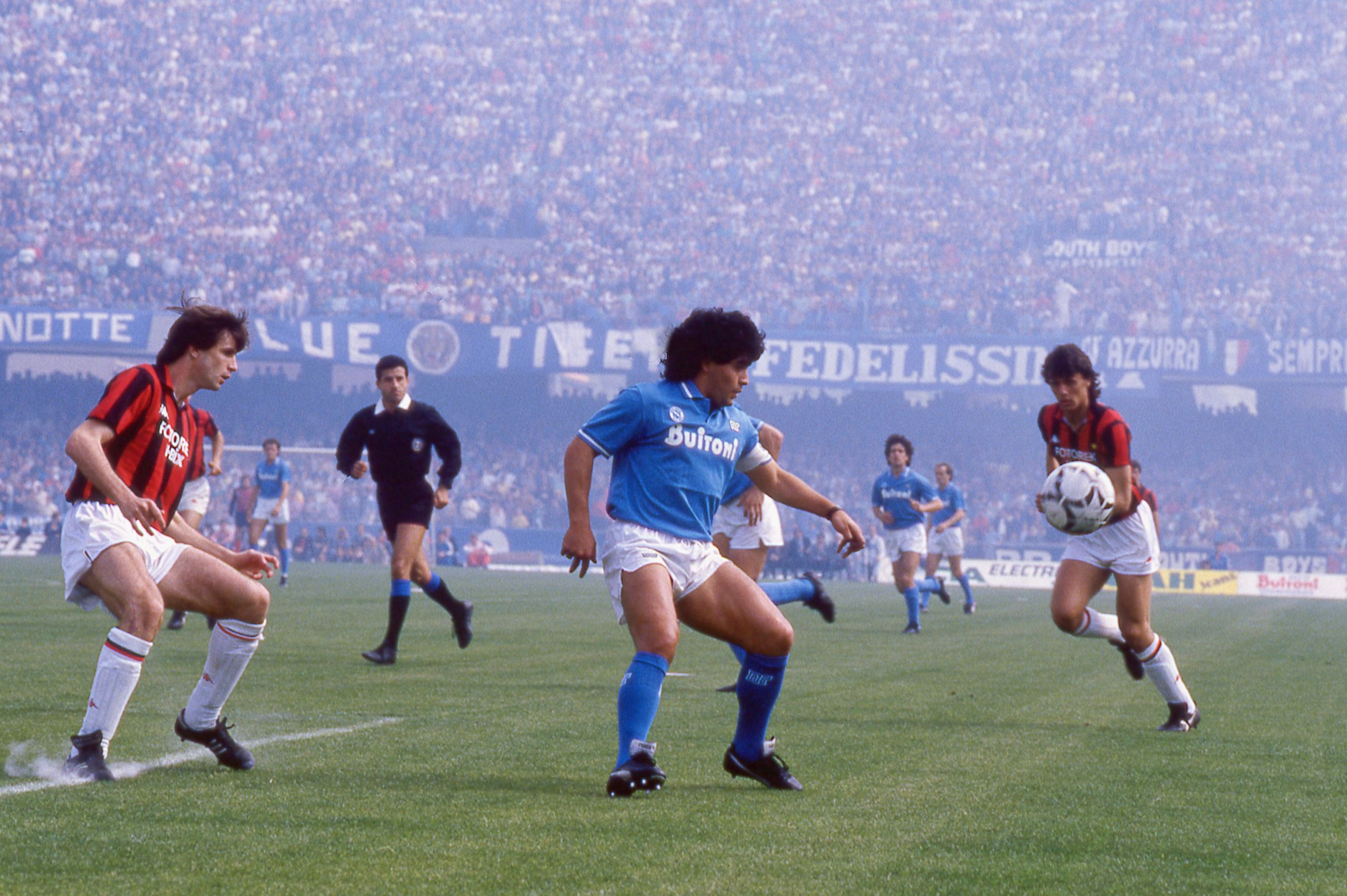 Serie A in the 1980s: The story of football's toughest league ...