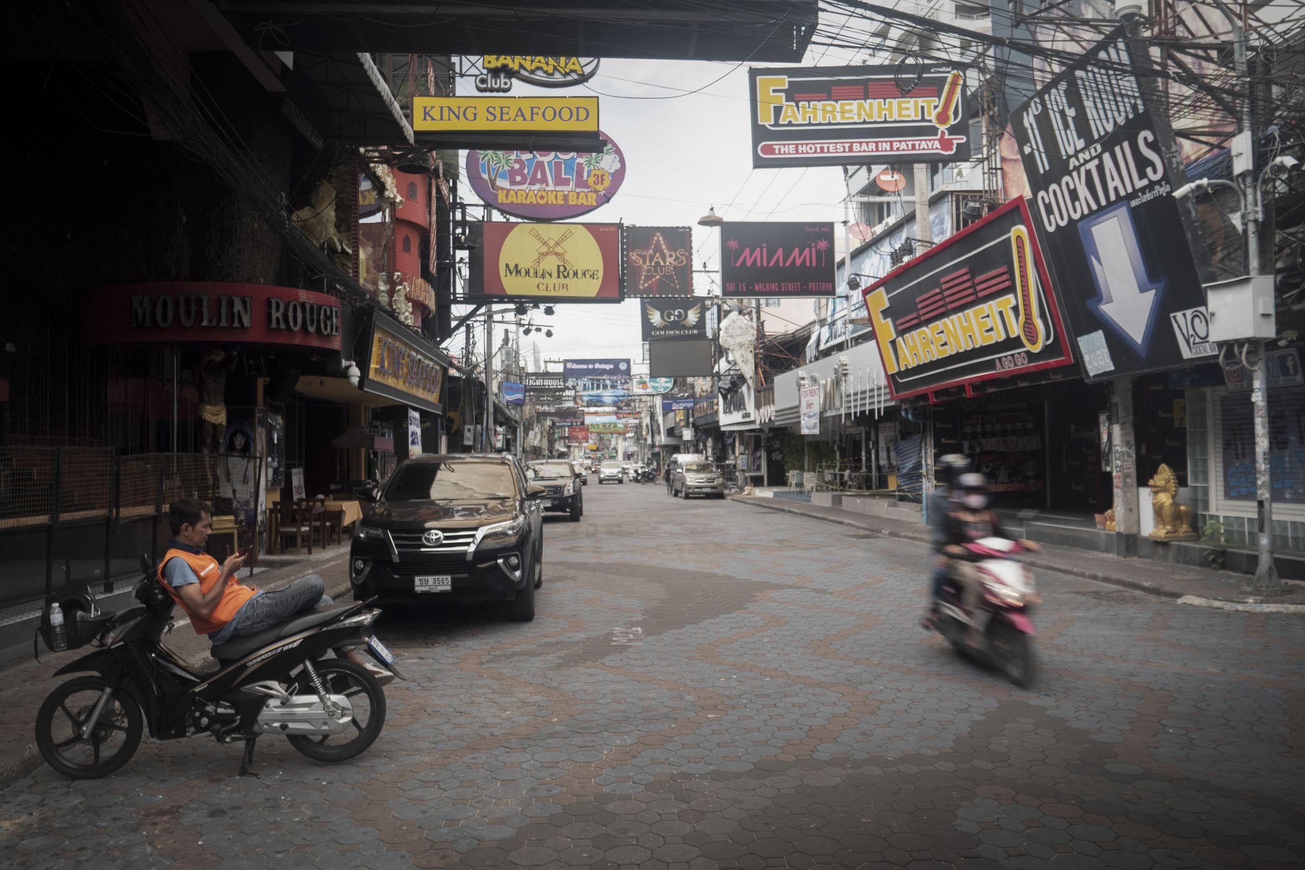 In thailand safe prostitutes In Thai